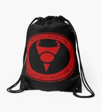Irken Invader Drawstring Bag