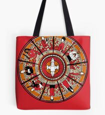 Cathedral of the Serenity Tote Bag