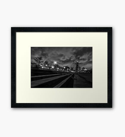 View from the Planetarium Framed Print