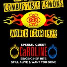 Cave and the Combustible Lemons by apalooza