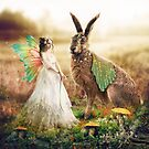 Waiting for the Bridegroom by gingerkelly