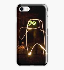 Creature of the Forest Night iPhone Case/Skin