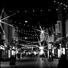 Christmas Bustle - Canterbury by rsangsterkelly