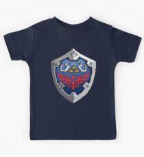 Hylian Shield Kids Tee
