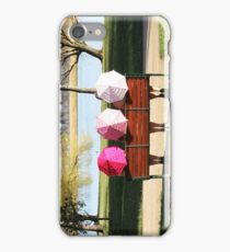 Parasols iPhone Case/Skin