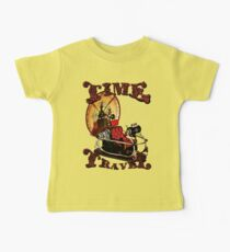 Time Travel Baby Tee