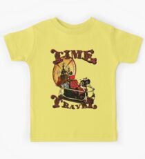 Time Travel Kids Clothes