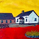 Skerdagh School, Mayo by eolai