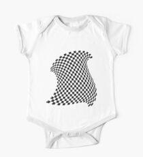 Random Checkered pattern Kids Clothes