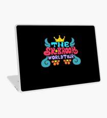 Soulking Tour Shirt Laptop Skin