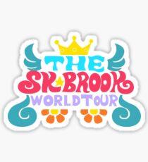 Soulking Tour Shirt Sticker