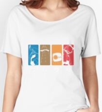 FLCL Women's Relaxed Fit T-Shirt