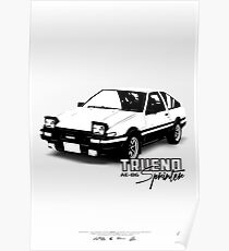AE-86 Poster