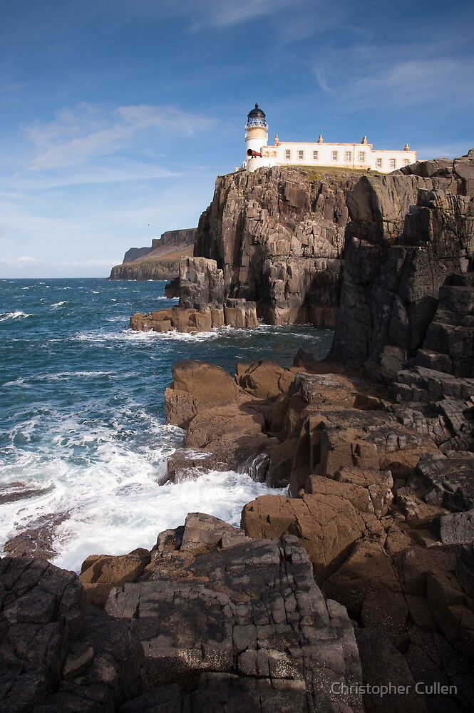Neist Point #2 by Christopher Cullen