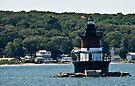 Plum Beach Lighthouse by ValeriesGallery