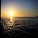 Costa Rica - Sunset by mattnnat