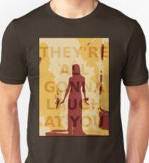 Carrie Unisex T-Shirt