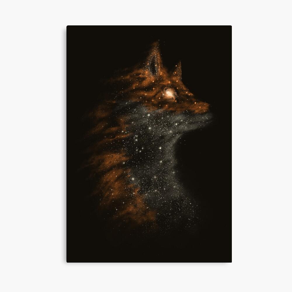 StarFox Canvas Print