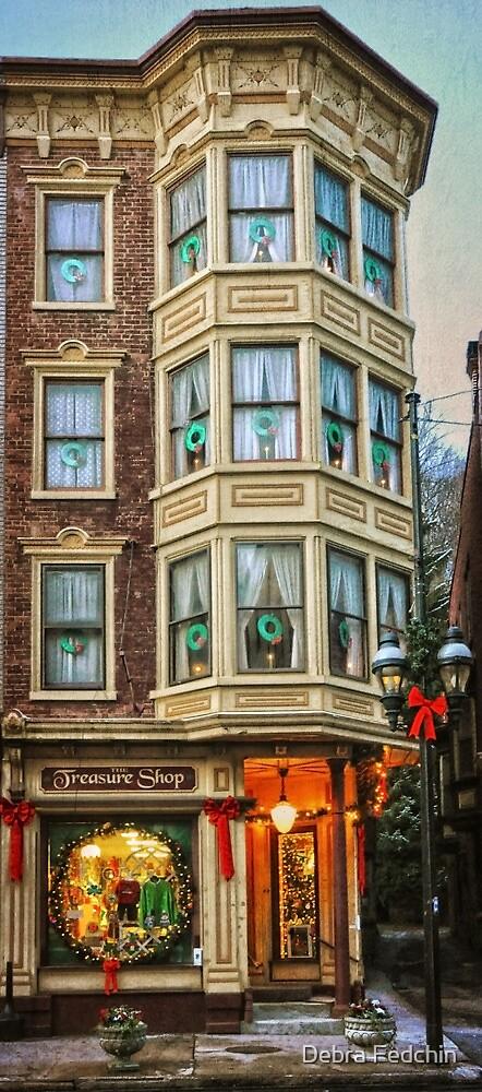 The Treasure Shop by Debra Fedchin