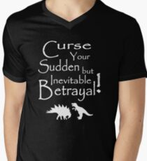 Curse Your Sudden But Inevitable Betrayal 2 Men's V-Neck T-Shirt