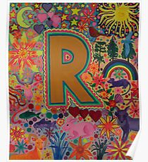 Initial R Poster