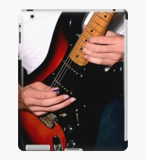 Electric Guitar iPad Case/Skin