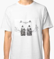 Cat Paradox Classic T-Shirt