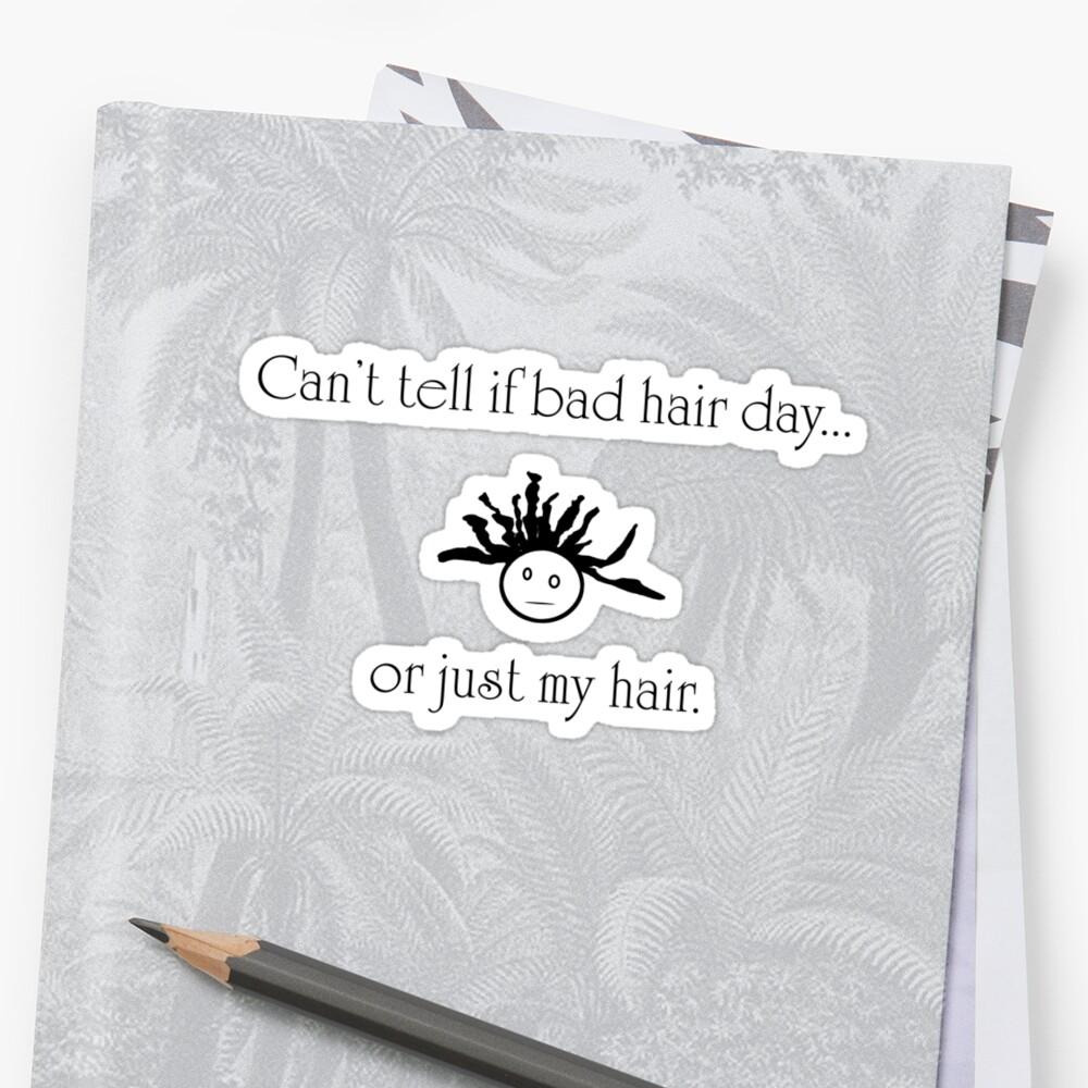 Bad Hair Day by SlubberBub