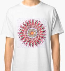 Flower - Messed Up Mandalas Classic T-Shirt