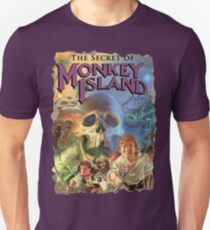 The Secret of Monkey Island Unisex T-Shirt