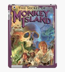 The Secret of Monkey Island iPad Case/Skin