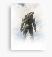 Halo 4 Canvas Print