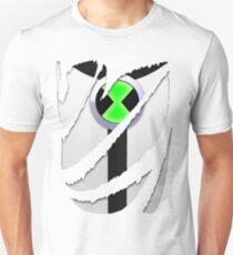 Torn Shirt - Ben 10 Unisex T-Shirt