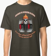 Cobb's Grenades Classic T-Shirt