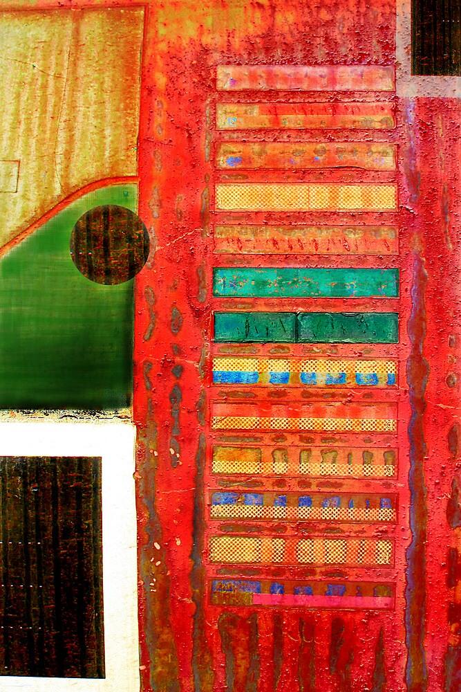 Abstract by Gray Artus