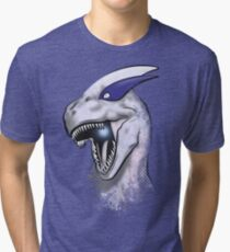Lugiasaur Tri-blend T-Shirt