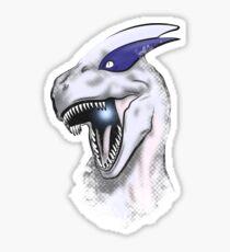 Lugiasaur Sticker
