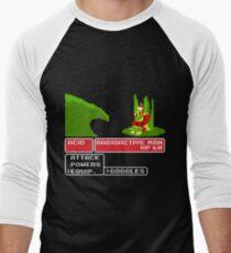 THE GOGGLES DO NOTHING Men's Baseball ¾ T-Shirt