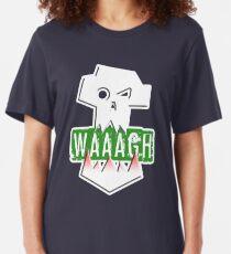 WAAAGH! ORKS Slim Fit T-Shirt