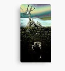 Survival Canvas Print