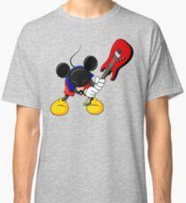 Camiseta clásica Roquero punk
