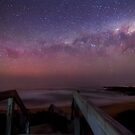 Aurora at Kilcunda beach by Robyn Lakeman