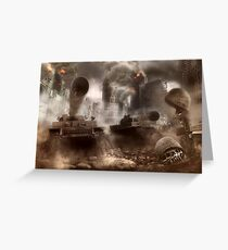 Revolution of Photography Greeting Card