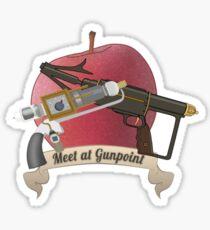 Meet at Gunpoint Sticker