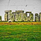 Tiny Stonehenge by Ann Evans
