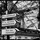 Pte De Versailles by Ann Evans