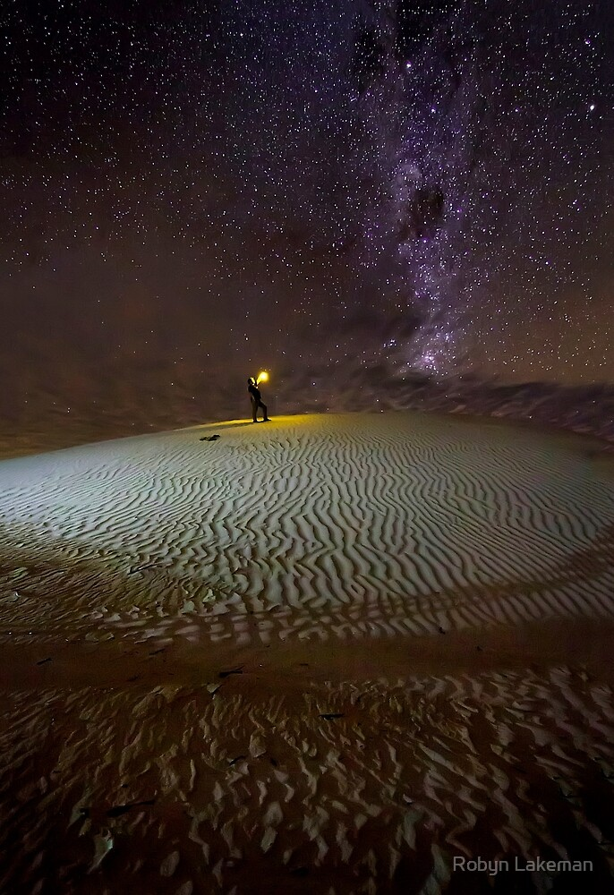 Ice Cream sand dunes by Robyn Lakeman