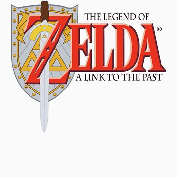 Zelda's Link To The Past by cronotriggr