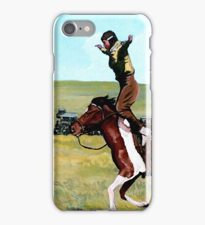 Babette Rides Again iPhone Case/Skin