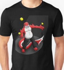 juggling shark Unisex T-Shirt